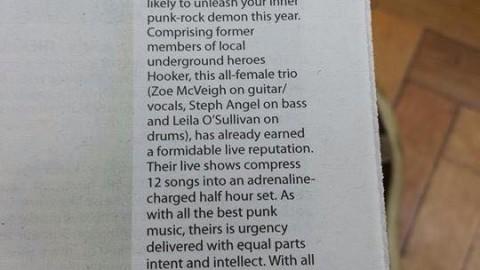 CityLife, Manchester Evening News, April 2015